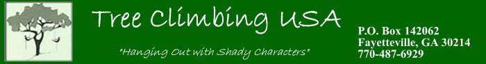 Tree Climbing Logo