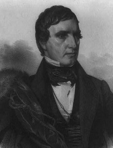Portrait of William Rufus King
