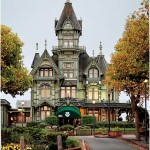 The Carson Mansion - Redwood Riches in Northern California
