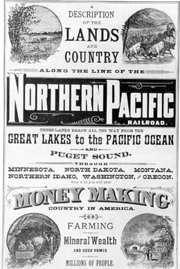 Northern Pacific Promotional