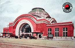 Union Station, Tacoma, 1911